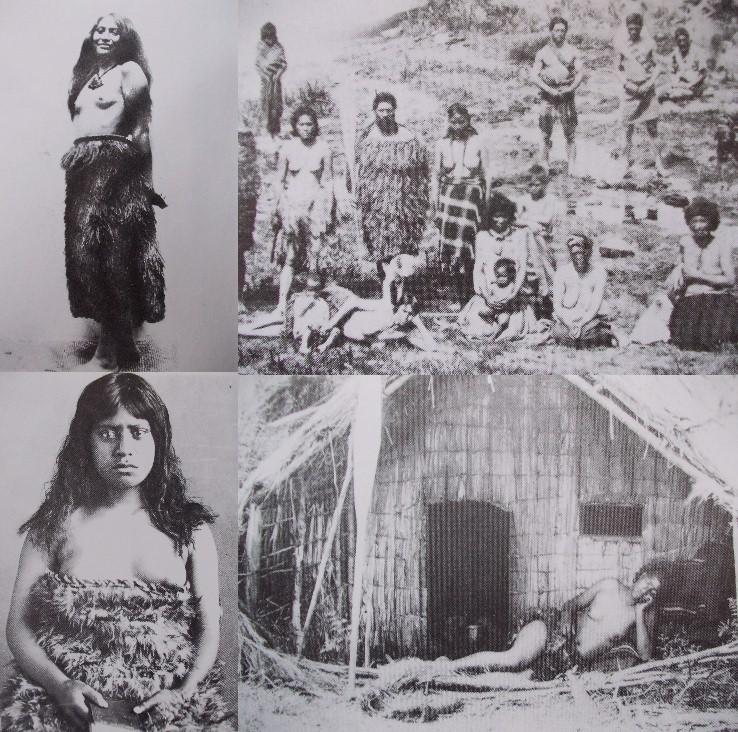 naked maori women